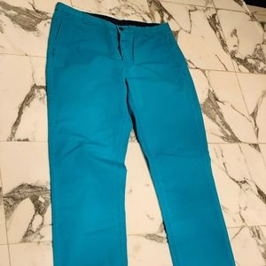 Men's H&M Twill Chino Pants Sz 34